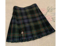 Boy`s kilt to fit 13/14 year old.