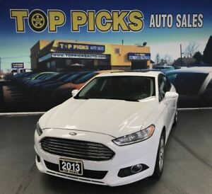 2013 Ford Fusion Sport Appearance Package, Sunroof, 18 wheels!