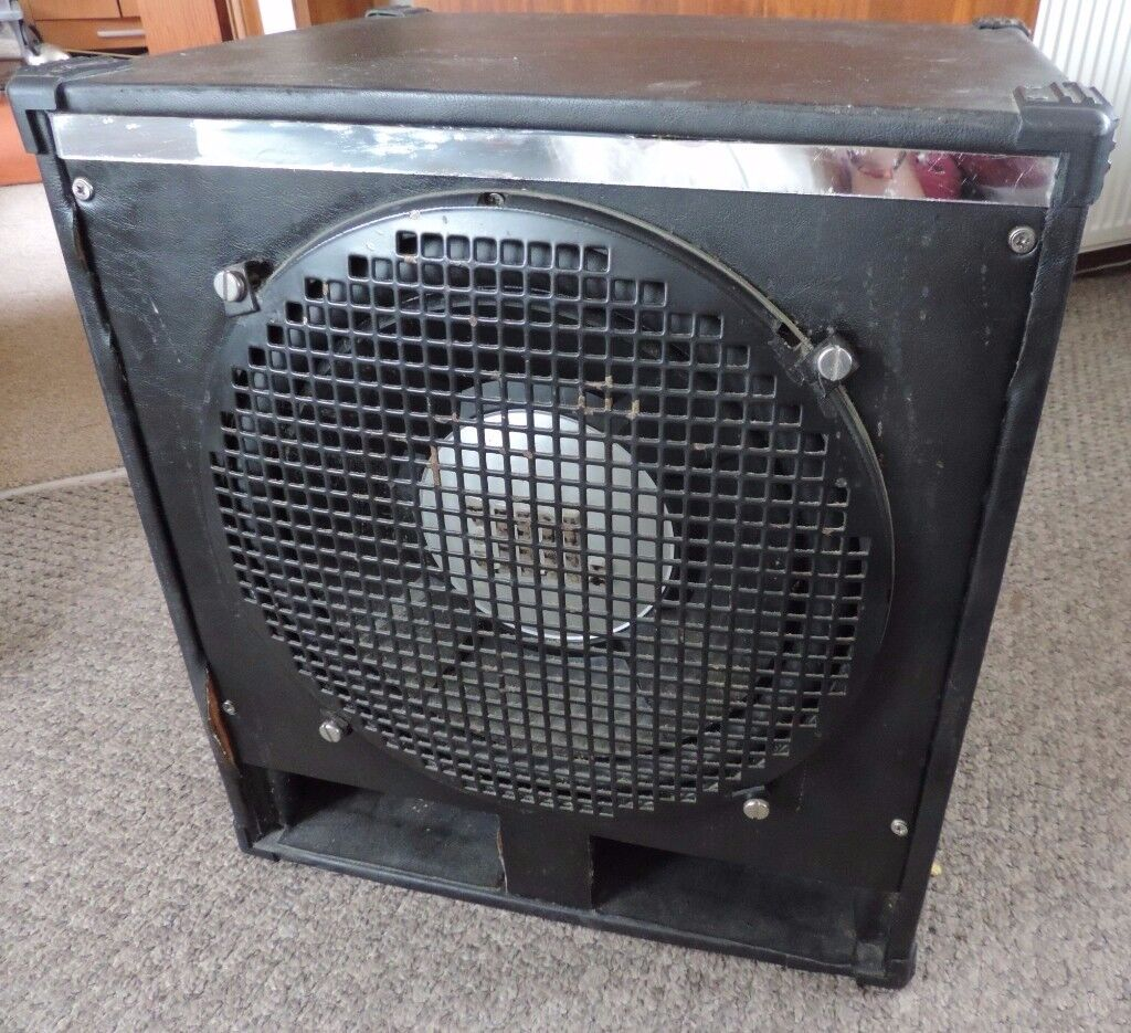 """Disco Subwoofer, JBL 15"""" rated at 300W RMS"""