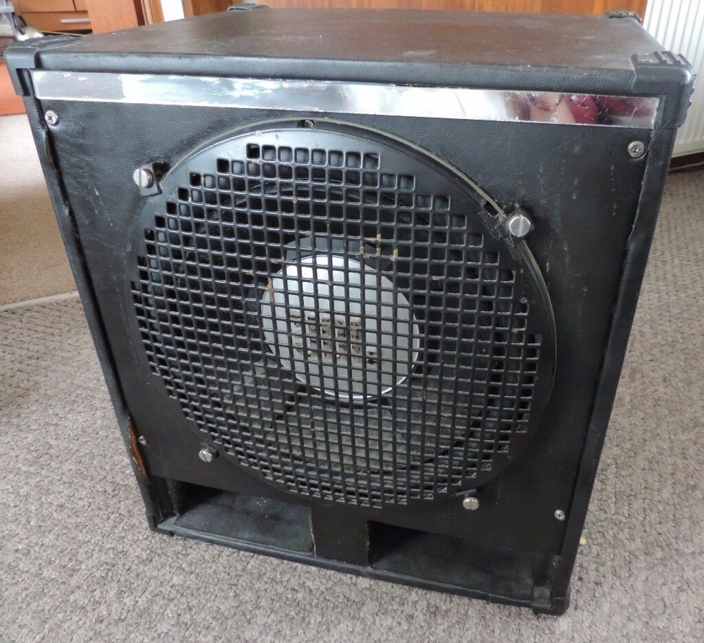 15 inch JBL Subwoofer rated at 300W RMS, 1200W peak.