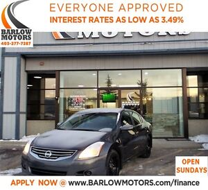 2010 Nissan Altima 2.5 S*EVERYONE APPROVED* APPLY NOW DRIVE NOW.