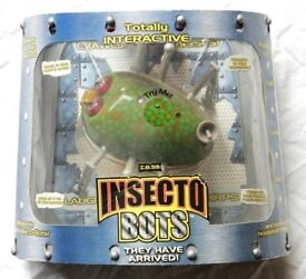 INSECTO BOTS Interactive Robot Toy, BNIB, New & Sealed, IB53, I.B.5.3., IB-53, Bargain