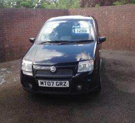 Fiat panda 1.4 petrol 100bhp, full service history