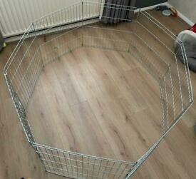 Puppy or Rabbit Pen - As new condition