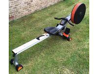 V-fit Tornado Air Rower - Rowing Machine
