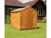 Garden Shed Apex style Brand new £299.99