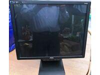 "AOC 915Vn 19"" TFT Monitor"