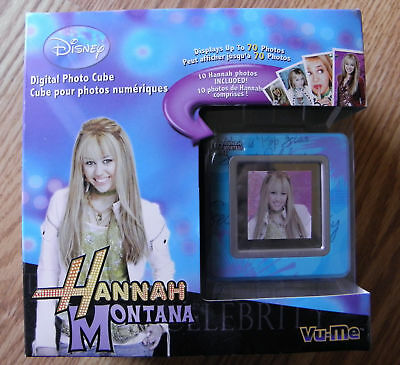 Digital Photo Cube (DISNEY HANNAH MONTANA DIGITAL PHOTO CUBE  )