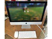 "iMac 21.5"" (2016) for sale. Barely used for the past 2 years and in excellent condition"