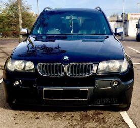 BMW X3 sports 2.5i