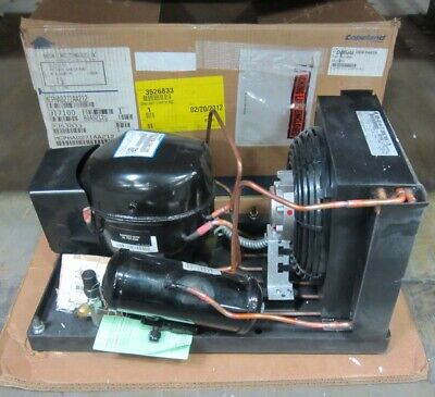 Delfield 3526833 Condensing Unit 14 Hp Hi R22 Copeland Oem New Open Box