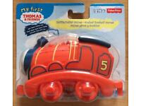 My first Thomas rattle roller toy