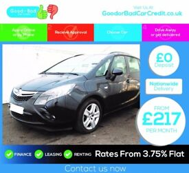 Vauxhall Zafira Tourer 2.0 CDTi 16v Exclusiv 5dr / finance available