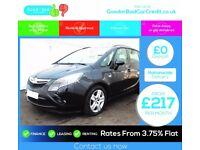 Vauxhall Zafira Tourer 2.0 CDTi 16v Exclusiv 5dr / finance available