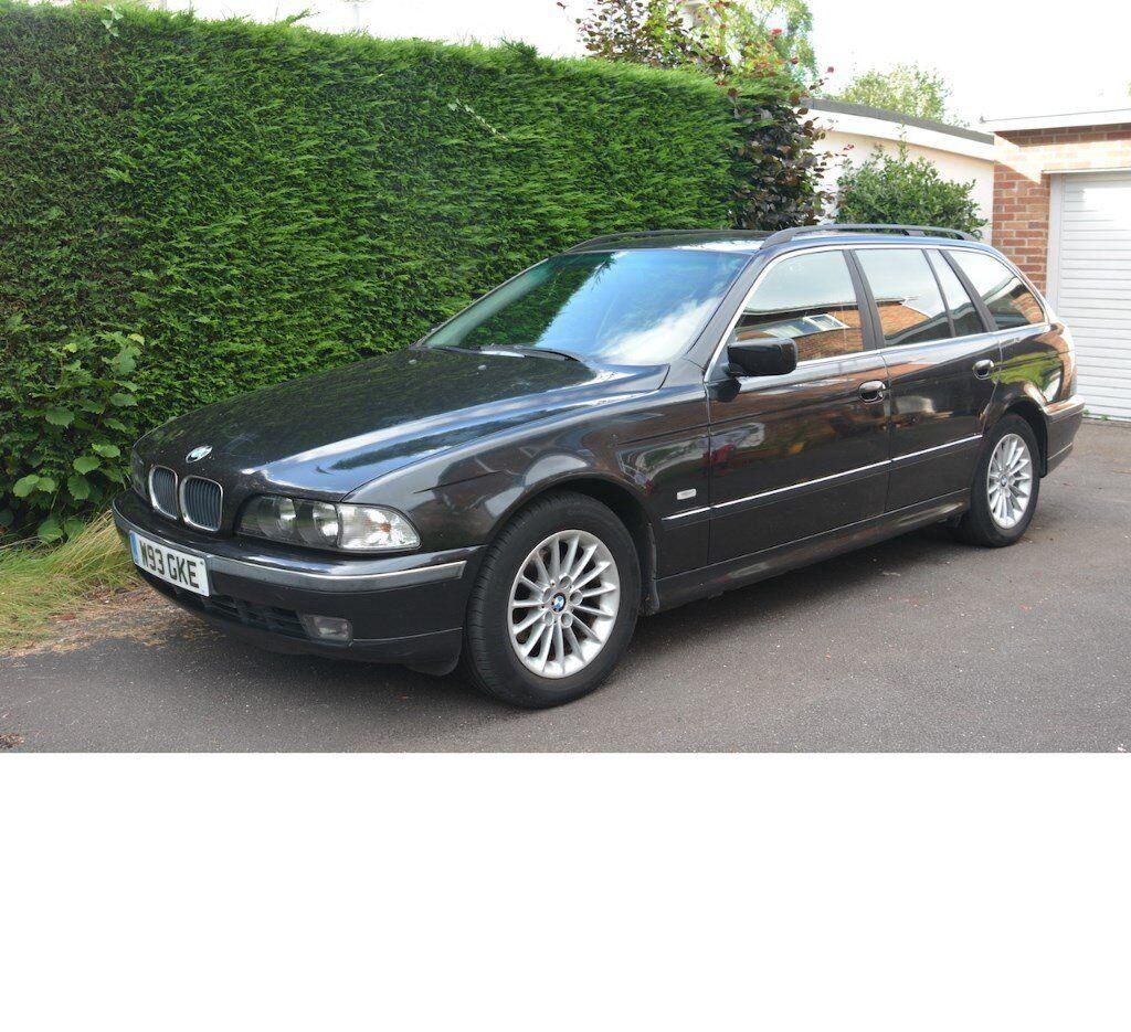 Bmw 520d: BMW 520D Estate - Year 2000 -