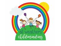 Childminding and babysitting service