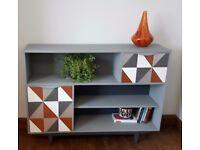 Retro Sideboard / Bookcase