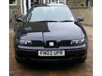 Seat Leon 1.6 Petrol. £795ONO LOOKING FOR YOUR FIRST CAR!!! LOOK NO FURTHER!!!
