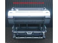 CANON IPF 760 LARGE FORMAT PRINTER (REFURBISHED BY DESIGNJET SERVICES)