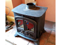 Multifuel stove, woodburner, logburner,