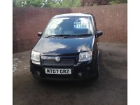 Fiat panda 100bhp 1.4cc petrol 1 owner from new with full service history