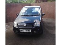 Fiat panda 100 BHP 1.4 petrol,new clutch and gearbox fitted ,one owner from new