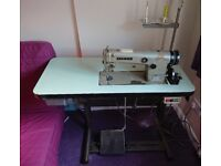 Industrial Sewing Manchine.