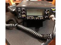 Azden 2m radio