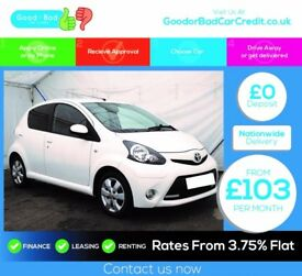 Toyota Aygo 1.0 VVT-i Fire Multimode 5dr / FINANCE AVAILABLE