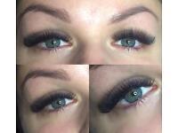 Russia Volume/Individual Eyelash Extensions. Lash Lift