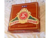 BBC ANTIQUES ROADSHOW BOARD GAME. 1988 VINTAGE EDITION. COMPLETE AND VGC.