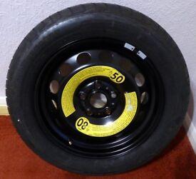 New Skoda Octavia Spare Wheel