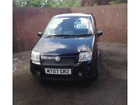 Fiat panda 1.4 petrol 100bhp ,full service history,new clutch/gear box