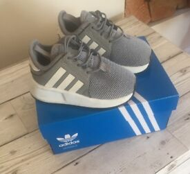 Children addidas trainers