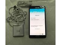 Samsung Note4 blue unlocked 32gb