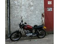 Honda CB250 'Nighthawk'