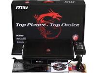 msi gt60 2pc Dominator Gaming Laptop