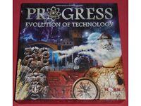 'Progress Evolution Of Technology' Board Game