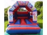 Bouncy Castle Hire Covering Birmingham & The Black Country Area. Prices From £50 For A Days Hire