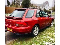 Classic Mint Impreza UK Turbo / Cambelt Done / Unmolested / No Issues.