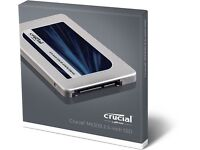 """Crucial SSD 2.5"""" SSD 525GB (Model MX300) - BRAND NEW UNOPENED"""