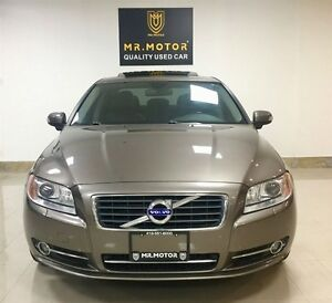 2010 Volvo S80 T6, AWD, ACCIDENT FREE!!! BLIND SPOT, PARKINK SEN
