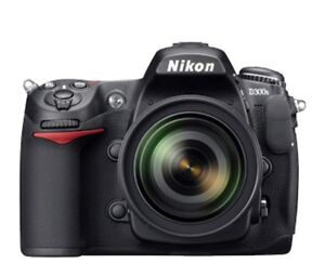 Nikon D series D300S Digital SLR Camera Body Only (12.3MP)