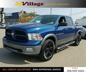 2011 Dodge Ram 1500 SLT Bluetooth, Sirius Radio, Digital Audi...