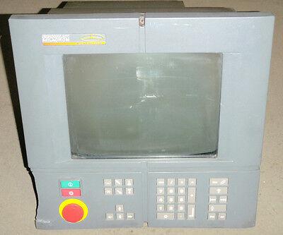 Cincinnati Milacron Acramatic 2100 3-424-2130a 34242130a Rev A Monitor Crt Panel