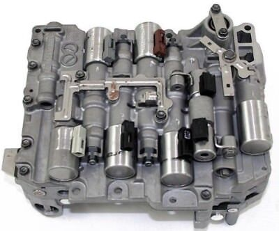TF81SC AF21B AW6A EL VOLVO XC70 XC90 VALVE BODY WITH ALL SOLENOIDS
