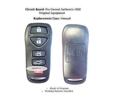 Keyless Entry Remote Kbrastu51 Controller Transmitter Beeper Opener Keyfob Alarm
