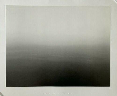HIROSHI SUGIMOTO TIME EXPOSED: LITHOGRAPH #311, Sea of Japan Oki, 1987