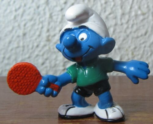 Smurfs - 20227 - Table Tennis Smurf!
