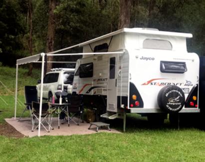 Jayco Caravan Starcraft OB 13.42.1 Baranduda Wodonga Area Preview